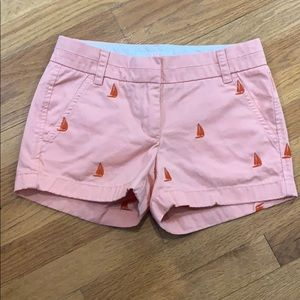 "J. Crew Broken-In 3"" Chino Shorts * Like New"